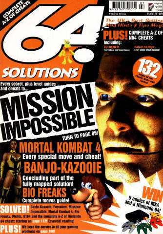 64 Solutions Volume 07 (October 1998)