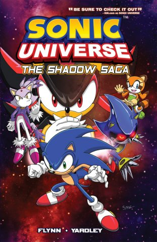 Sonic Universe Vol.01 - The Shadow Saga