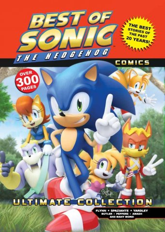 Best of Sonic the Hedgehog Comics - Ultimate Collection