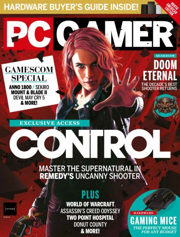 PC Gamer Issue 311 (December 2018)