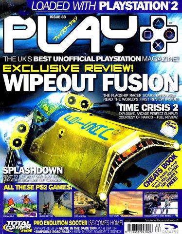 Play UK 083 (December 2001)