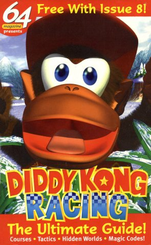 Diddy Kong Racing - The Ultimate Guide (64 Magazine issue 8 supplement) (January 1998)