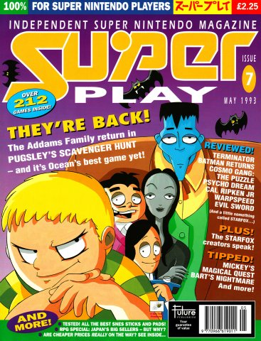Super Play Issue 07 (May 1993)