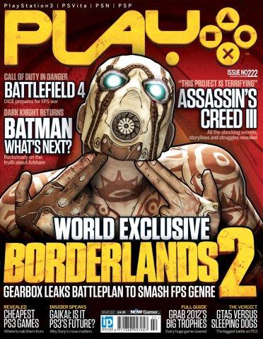 Play UK 222 (October 2012)