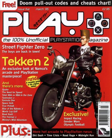 Play UK 005 (March 1996)