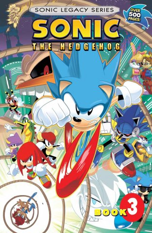 Sonic Legacy Series - Book 3