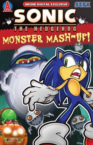 Sonic the Hedgehog: Monster Mash-Up