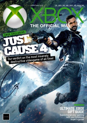 XBOX The Official Magazine Issue 171 (Christmas 2018)