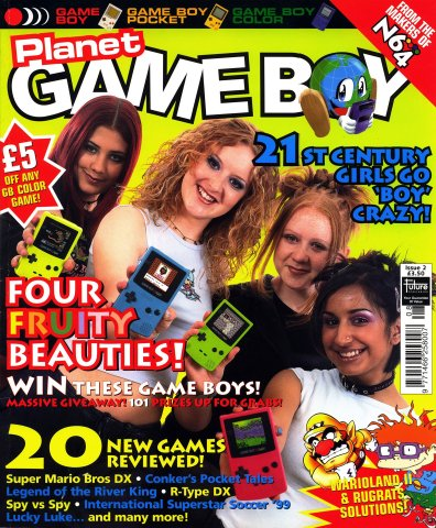 Planet Game Boy Issue 02 (Winter 1999)