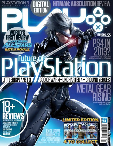 Play UK 225 (Christmas 2012) (cover a)