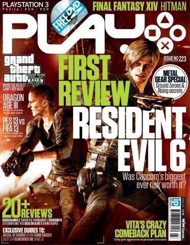 Play UK 223 (November 2012)