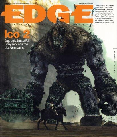 Edge 142 (November 2004)