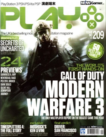 Play UK 209 (October 2011)