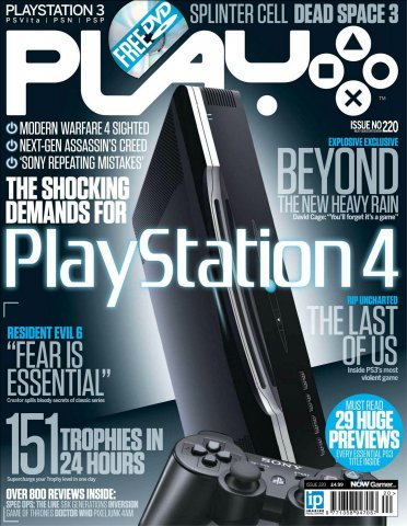 Play UK 220 (August 2012)