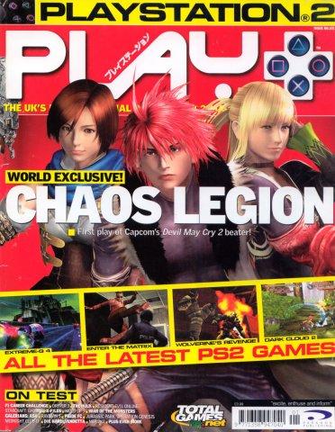 Play UK 101 (April 2003)