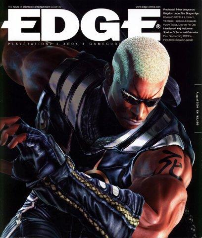 Edge 139 (November 2004) (cover 2)