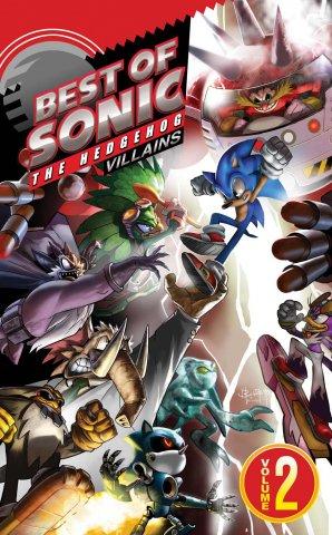 Best of Sonic the Hedgehog Volume 2: Villains
