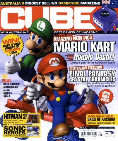 Cube (AUS) Issue 09 (September 2003)