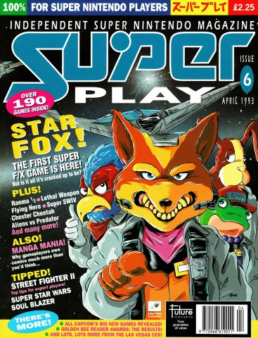 Super Play Issue 06 (April 1993)