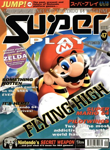Super Play Issue 47 (September 1996)