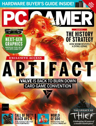 PC Gamer Issue 313 (January 2019)