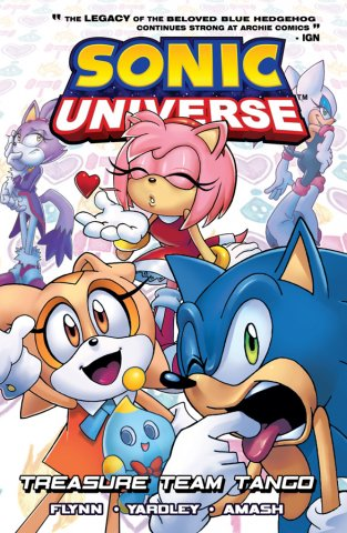 Sonic Universe Vol.06 - Treasure Team Tango