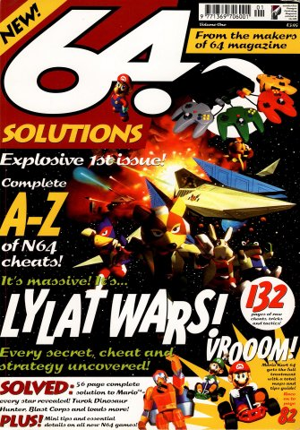 64 Solutions Volume 01 (October 1997)