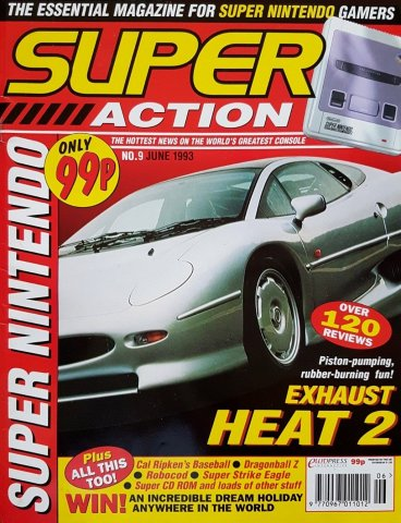 Super Action Issue 09 (June 1993)
