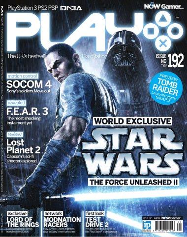 Play UK 192 (June 2010)