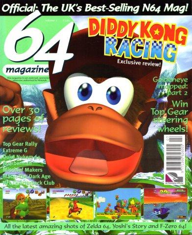 64 Magazine Issue 07 (December 1997)