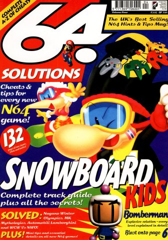 64 Solutions Volume 04 (April 1998)