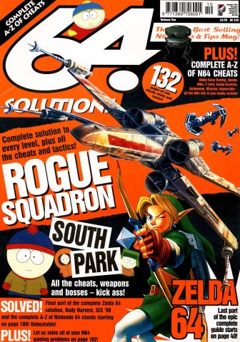 64 Solutions Volume 10 (March 1999)