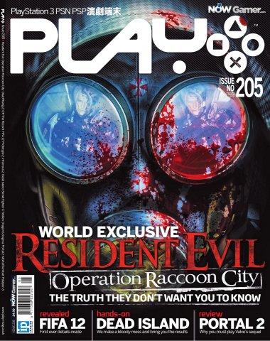 Play UK 205 (June 2011)