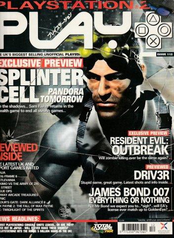 Play UK 112 (February 2004)