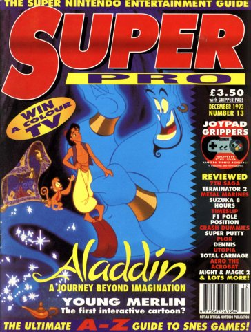 Super Pro Issue 13 (December 1993)