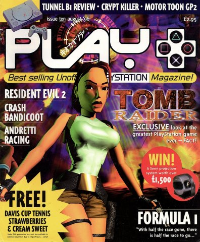 Play UK 010 (August 1996)