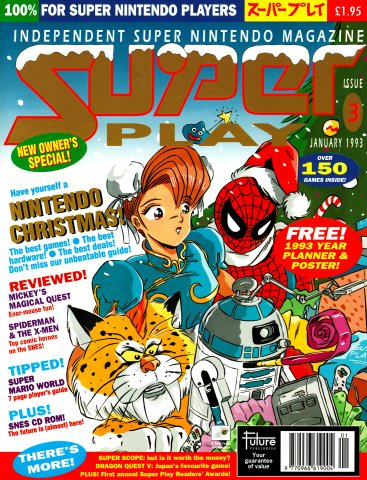 Super Play Issue 03 (January 1993)