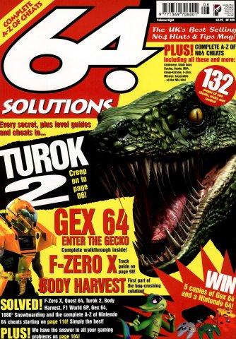 64 Solutions Volume 08 (December 1998)