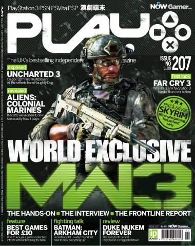 Play UK 207 (August 2011)