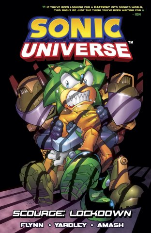 Sonic Universe Vol.08 - Scourge: Lockdown