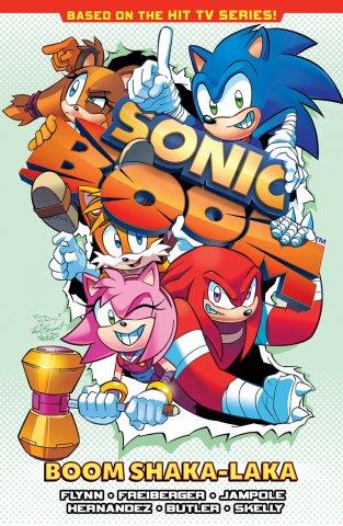 Sonic Boom Vol.2 - Boom Shaka-Laka