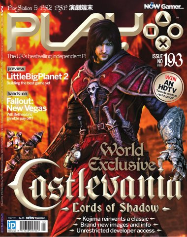 Play UK 193 (July 2010)