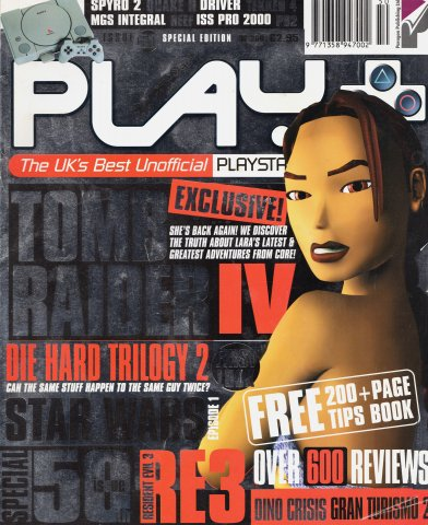 Play UK 050 (July 1999)