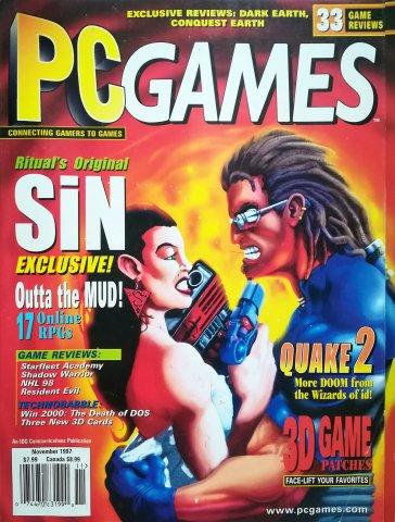 PC Games Vol. 04 No. 09 (November 1997)