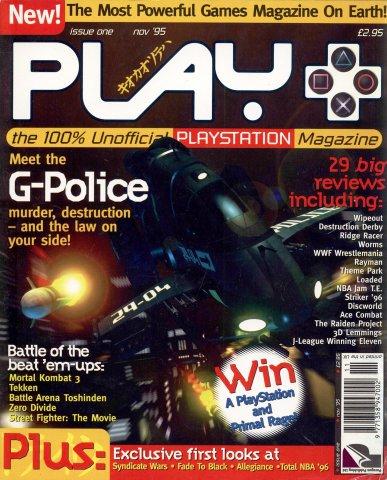 Play UK 001 (November 1995)