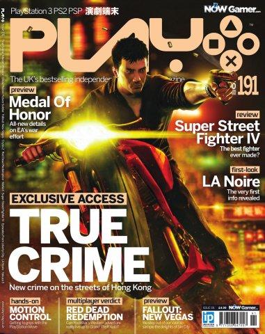 Play UK 191 (May 2010)