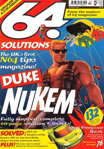 64 Solutions Volume 03 (February 1998)