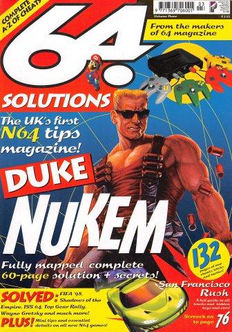64 Solutions Volume 03 (February 1998)