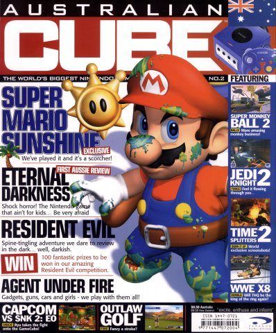 Cube (AUS) Issue 02 (July 2002)