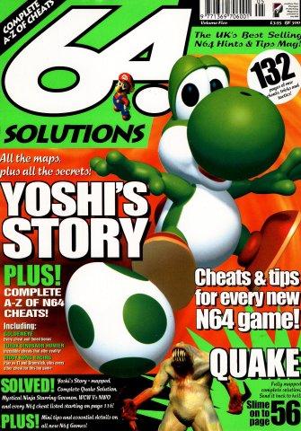 64 Solutions Volume 05 (June 1998)